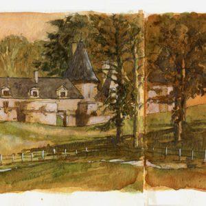 Chateau du Guet-Péan.